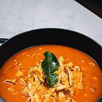 Panang curry (gaeng panang)