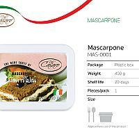 Mascarpone Box 400 gr
