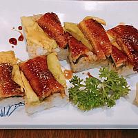 eel box sushi