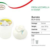 Burrata Hand Made 150 gr.