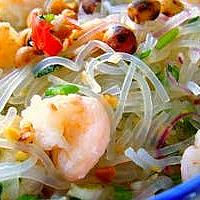 Glass Noodle Salad with Sea Food