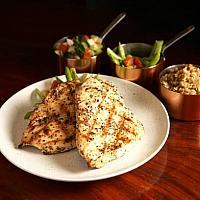 oriental seasoning chicken breast