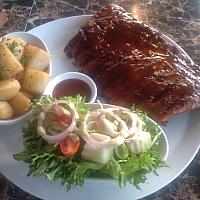 Rack of BBQ Ribs