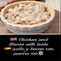 Chicken with Bacon