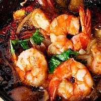 Gambas al Ajillo | Креветки в чесноке | 西班牙大蒜蝦