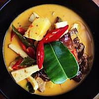 Gaeng Pah AUS beef + Thai Herbs (without coconut milk)
