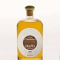 Grappa Nonino Chardonnay in Barriques