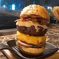 The Aussie Burger
