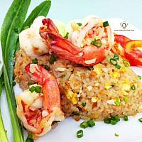 Fried Rice with Shrimp/Seafood