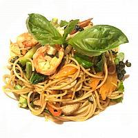 Drunken Spaghetti ( Pad Kee Mao )