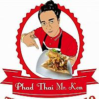 Mixed pad Thai