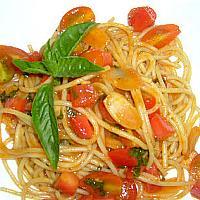 Spaghetti Napolettana