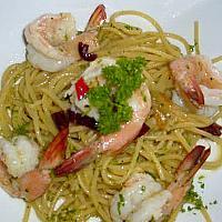 Spaghetti  Aglio olio peppereroncino (A.o.p.)