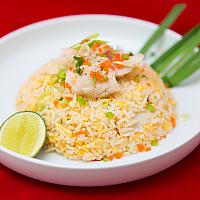 Crab Fried Rice (Large) #0047 (L)