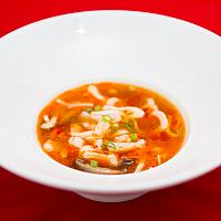 Hot and Sour Soup (Beijing Style) #0009