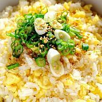 93 Egg Fried Rice (Large)  (ข้าวผัดไข่ใหญ่)