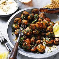 Greek Mushrooms