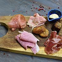 Artisan air dried  meat