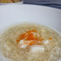 10.Clear Seafood Soup Hong Kong Style  (ซุปใสซีฟู้ด)