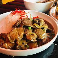49. Beef Tenderloin Curry (แกงกะหรี่เนื้อ)