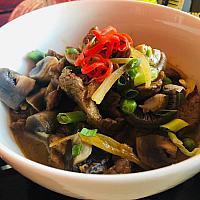 50 Roast BBQ Marinated Pork Curry
