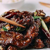 113 Mongolian Beef Tenderloin