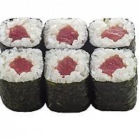 Delicate fresh Tuna