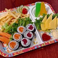Tuna Salmon Small sushi set