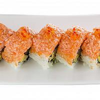 Creamy Salmon Roll (4 pcs)