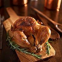 Quarter Rottiserie Chicken
