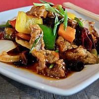 78 Lamb with Kung Pao Sauce