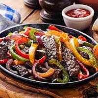 116 Beef in Hoisin sauce