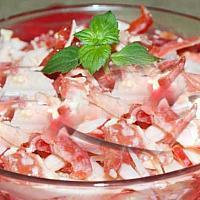 Салат Красное Море 500 грамм