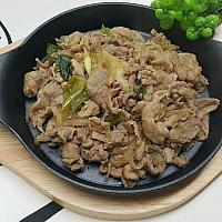 Bulgogi (pork)