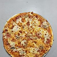 Pizza Ham Mushroom
