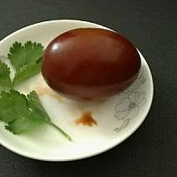 Marinated egg