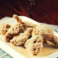 Chicken whole wing 6 pieces (cheese)