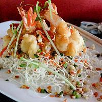 123Salt and pepper shrimp  (กุ้งทอดพริกเกลือ)