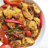 Jalphrezie Chicken