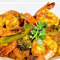 Jalphrezie Shrimp