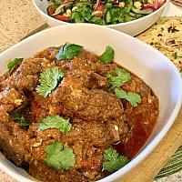 Chicken Shish Kebab Masala