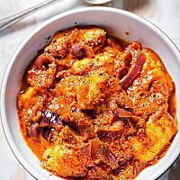 Chicken Dopaiza