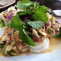 Sabeinglae singnature salad