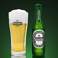 Пиво Heiniken 0.33