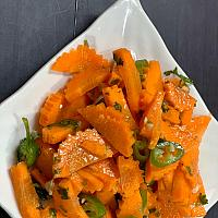Piquants carrot salad