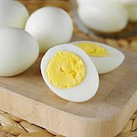 Яйца вареные 5 штук