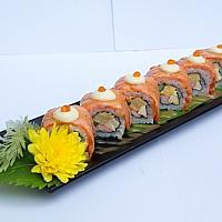Salmon Saikyo Roll 4 pcs