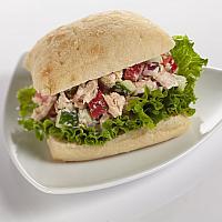 Ciabatta Tuna Salad