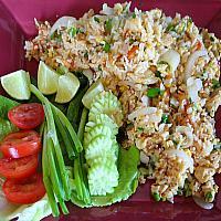 Khao Phat Vegetarian