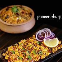 PANEER BHUJI